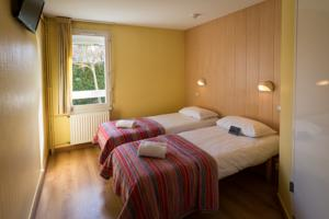 Fasthotel Annecy : Chambre Lits Jumeaux