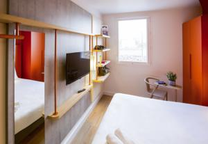 Hotel ibis budget Senlis : Chambre Double Standard