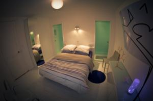 Chambres d'hotes/B&B Chambres d'hotes La Halte Bourgeoise : Chambre Double Standard