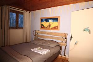 Chambres d'hotes/B&B Le moulin scalagrand : Chambre Double