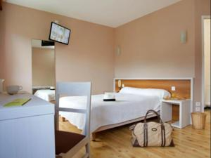 Hotel L'Auberge Picarde : Chambre Double
