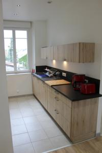 appartement 110m² verdun : photos des chambres
