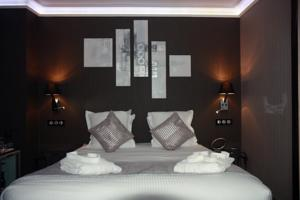 Hotel Henry II Beaune Centre : Chambre Double Supérieure