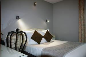 Hotel Henry II Beaune Centre : Chambre Double Standard