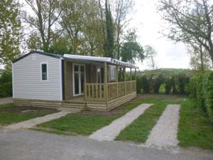 Hebergement Camping Pommiers des Trois Pays : Mobile Home