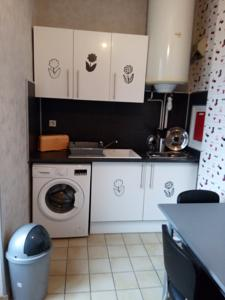 Appartement Deplacement professionnel proche gare : Appartement