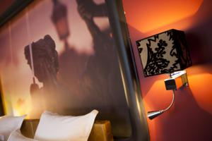 Hotel Fontaines du Luxembourg : Chambre Double Standard