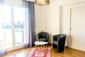 Appartement Top of the Rebberg (Mulhouse) – 2BR near the Zoo : photos des chambres