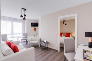 Kyriad Hotel Mulhouse Centre : Chambre Double Supérieure