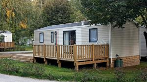 Hebergement Camping La Marmotte : Mobile Home