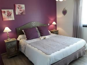 Chambres d'hotes/B&B Chambre d'hote Ty Pastel : Chambre Double - Le Beffroi