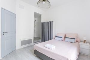 Appartement Sunny Relaxing Apartement : photos des chambres