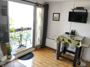 Appartement Confortable T1 Antony-Briand : photos des chambres