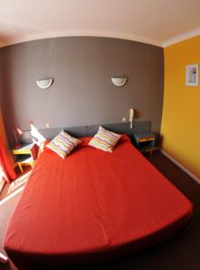 Hotel Auberge Bearn Bigorre : Chambre Double