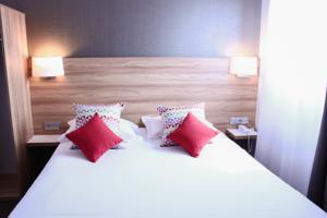Hotel Campanile Metz Nord - Talange : Chambre Double Confort