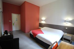 Hotel des Thermes : Chambre Double Traditionnelle