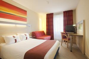 Hotel Holiday Inn Express Grenoble-Bernin : Chambre Double Standard