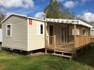 Hebergement Camping l'Atlantique : Mobile Home