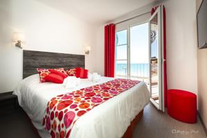 Hotel George Sand : Chambre Double Deluxe - Vue sur Mer