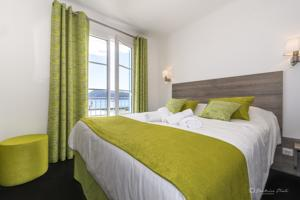 Hotel George Sand : Chambre Double - Vue sur Mer