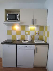 Hebergement Residhome Geneve Prevessin Le Carre d'Or : Appartement 1 Chambre (4 Adultes)