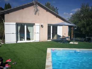 Appartement Le pool house : Appartement