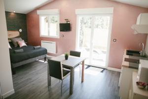 Hebergement Cosy Appart : photos des chambres