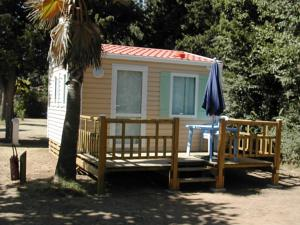 Hebergement Camping Les Palmiers Carqueiranne : Mobile Home
