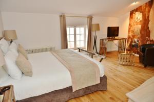 Hotel Chateau Talluy : Suite