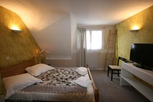 Chambres d'hotes/B&B Greenfield Chambres d'Hotes : Chambre Double