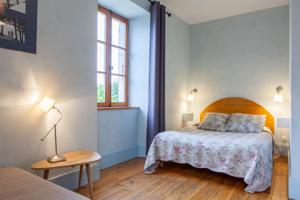 Cafe Brochier Hotel : Chambre Double