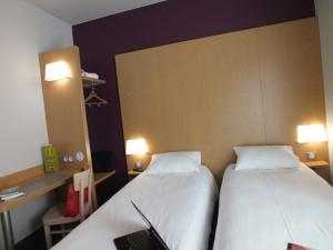 B&B Hotel Lille Grand Stade : Chambre Lits Jumeaux