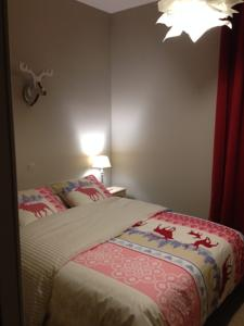 Hotel Le Sapin Rouge : Chambre Double