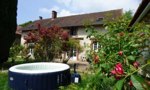 Chambres d'hotes/B&B L'etable givernoise : Maison 4 Chambres