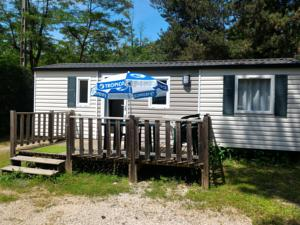 Hebergement Camping les Sables : Mobile Home