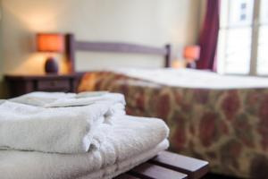 Hotel Les Chevaliers : Chambre Simple