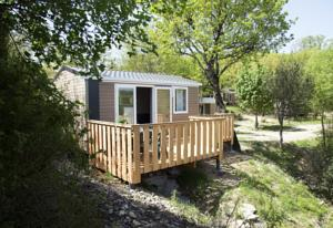 Hebergement Camping les Chenes : Mobile Home
