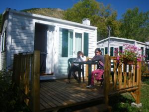 Hebergement Camping les Auches : Mobile Home