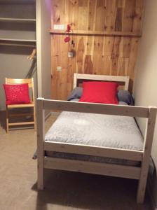 Hotel Le Sapin Rouge : Chambre Simple