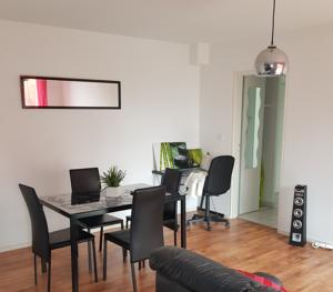 Appartement Lorient : photos des chambres