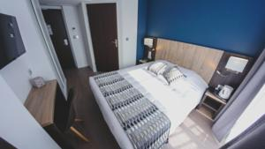 Hotel du Tramway : Chambre Double