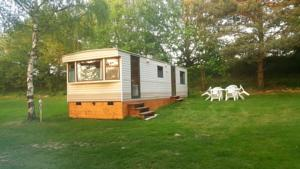 Hebergement Camping de la Reuille : Mobile Home