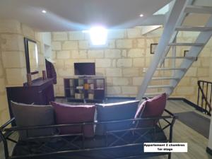 Gare Saint Jean (2mn) Appartements : Appartement 2 Chambres