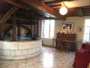 Hebergement Le Moulin de Charreau : photos des chambres