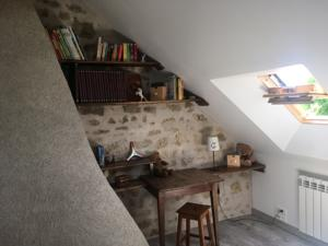 Hebergement Chez Helene&Raph Chamnay : photos des chambres