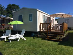 Hebergement Mobil-home Normandie : Mobile Home