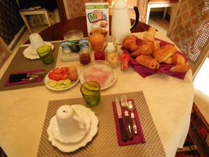 Chambres d'hotes/B&B Les Bains Bed & Breakfast : Chambre Double
