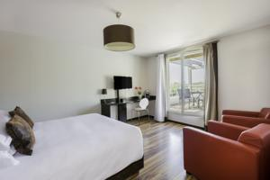 Hebergement Best Western Park Hotel Geneve-Thoiry : Chambre Lit Queen-Size Exécutive
