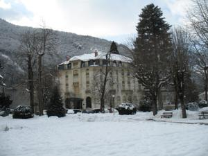 Appartement Pyrenees Palace : Appartement (9 Adultes)