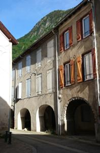 Grand Appartement Vicdessos PYRENEES ARIEGEOISES : photos des chambres